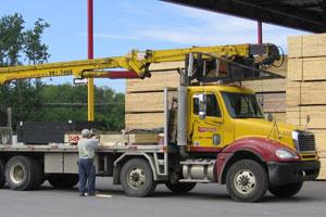 Camion 12 roues Grue Atlas 250 Hauteur 54′