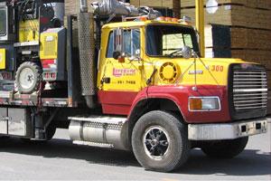 Camion porteur 10 roues avec Chariot tout-terrain